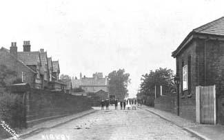 Glovers Brow (The Railway Pub)